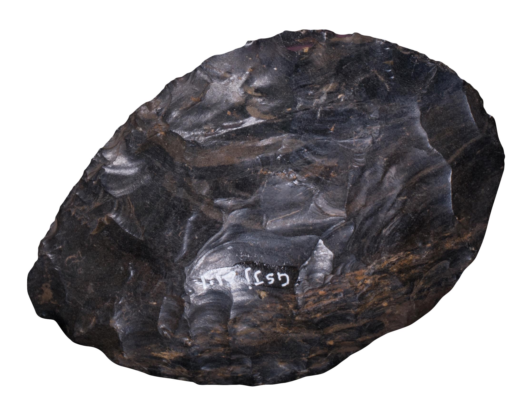 Obsidian - handaxe